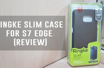 Ringke Slim Case Samsung Galaxy S7 Edge (Review)