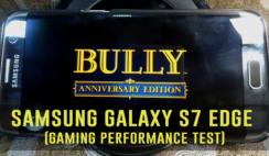 Samsung Galaxy S7 Edge (Gaming Performance Test)