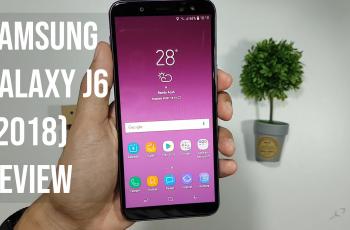 Samsung Galaxy J6 2018 Review