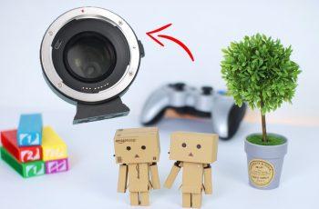 Viltrox EF-EOS M2 Speed Booster VS Meike MK-C-AF4- Canon Mirrorless M Series Lens Adapter Comparison
