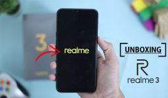 unboxing realme 3
