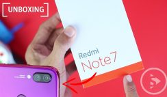 unboxing redmi note 7 watermarked