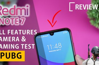 Review Redmi Note 7 English
