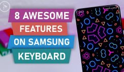 8 Cool Features on Samsung's Keyboard That You May Never Use
