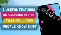 8 IMPORTANT and USEFUL FEATURES on Samsung smartphone