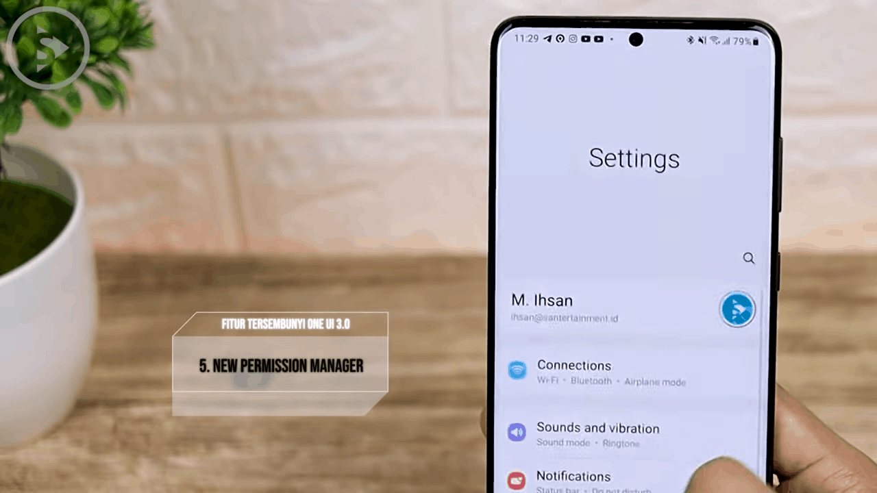 New Permission Manager