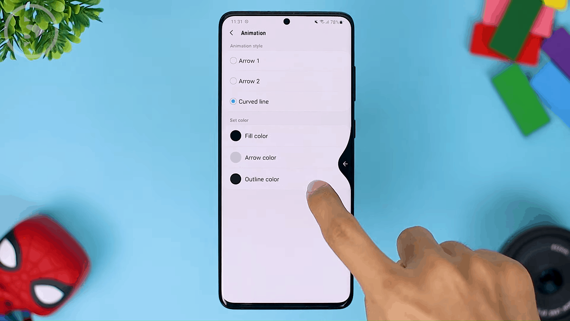 Animation - The Latest One Hand Operation+ Feature in Update 2021 - A MANDATORY Application For Full Screen Gesture Users
