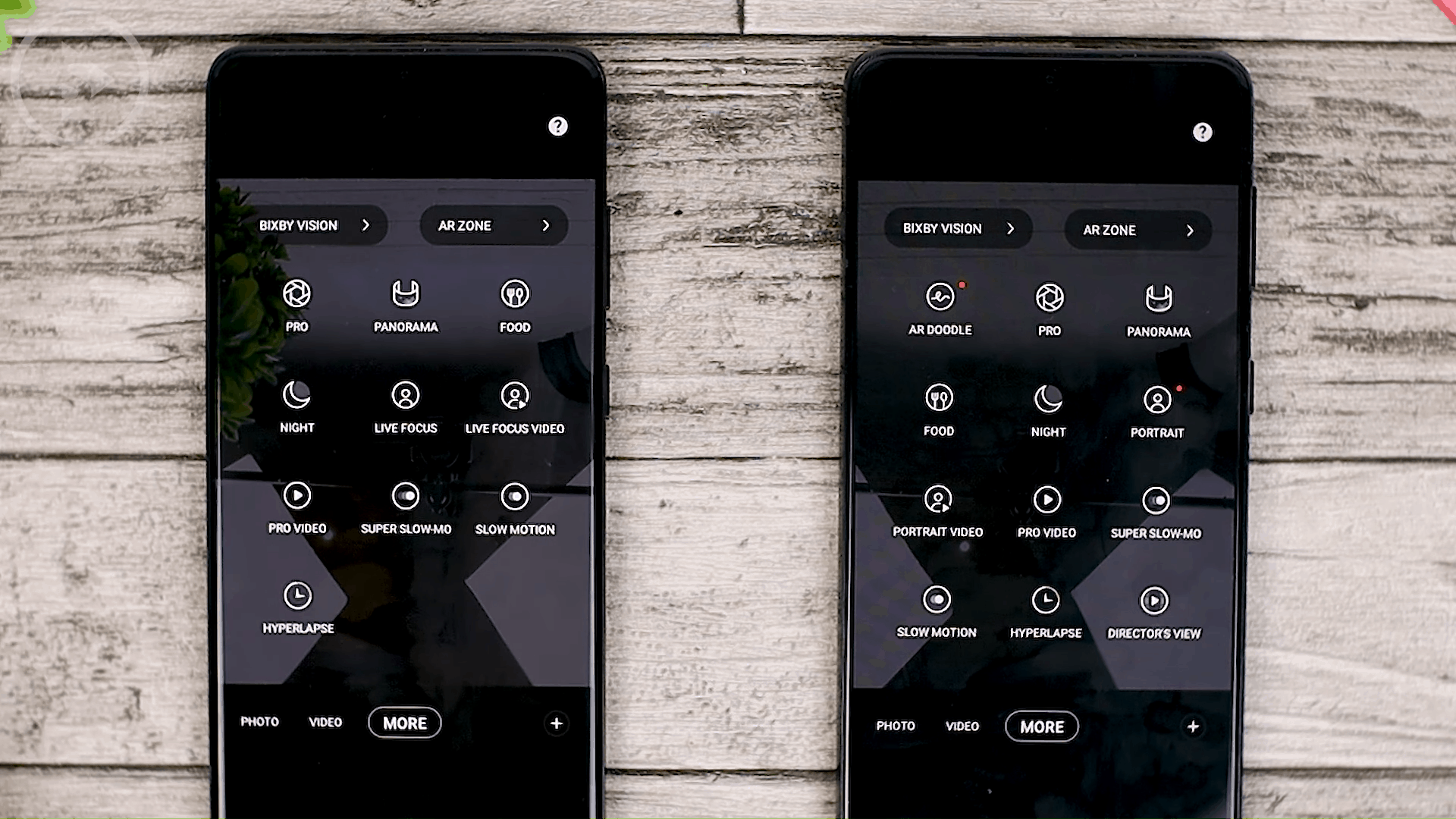 Camera Settings - Check out the latest One UI 3.1 features on the Samsung S21 + that are not yet available on One UI 3.0 Samsung S20 + (PART 2)