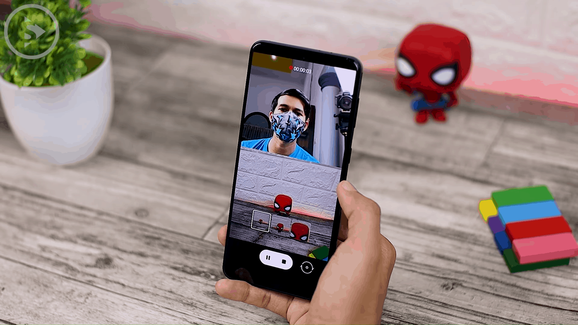 Director's View - Check out the latest One UI 3.1 features on the Samsung S21 + that are not yet available on One UI 3.0 Samsung S20 + (PART 2)