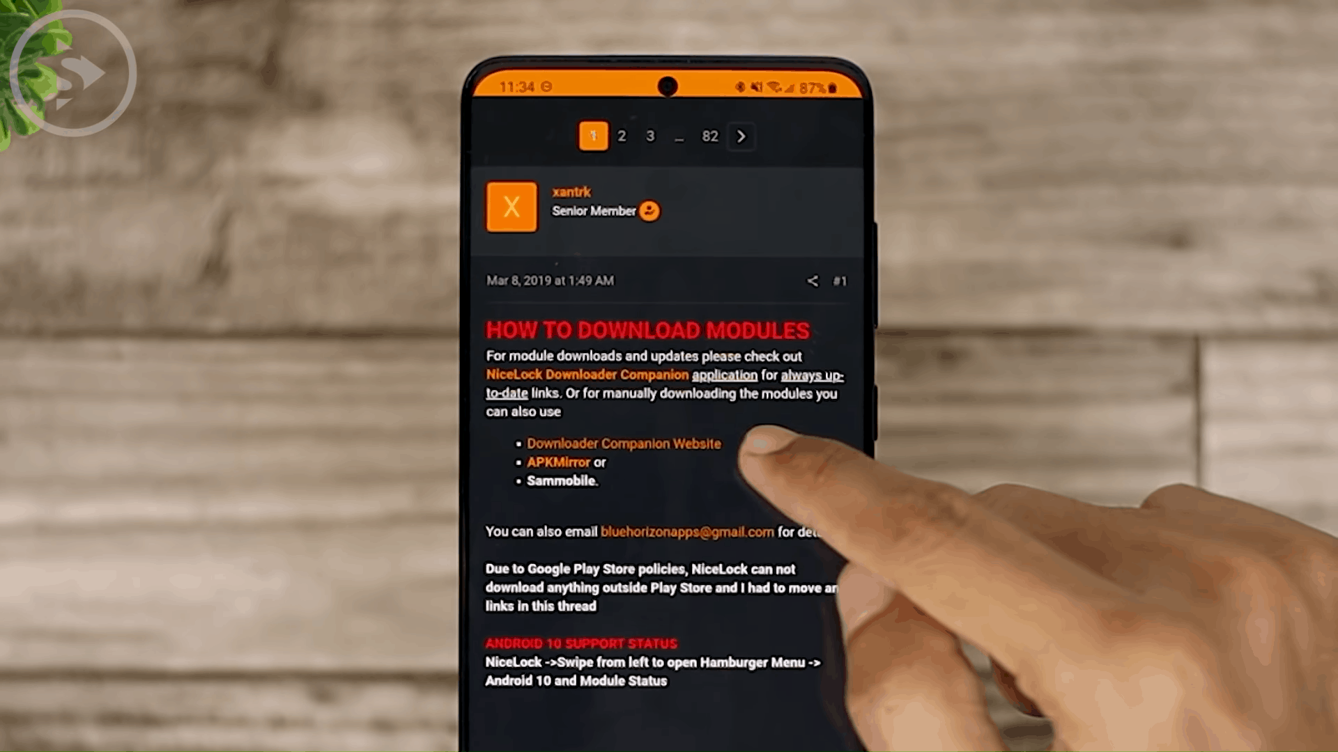 Downloader Companion Website - Complete Tips on How to Install the GoodLock in 2021