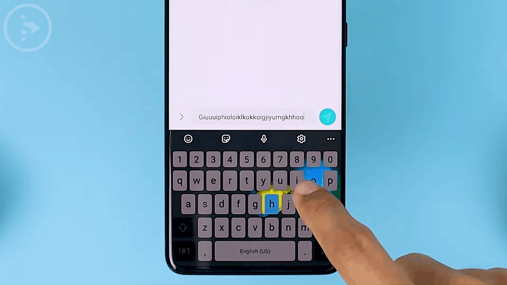 Keyboard Features - The Latest One Hand Operation+ Feature in Update 2021 - A MANDATORY Application For Full Screen Gesture Users