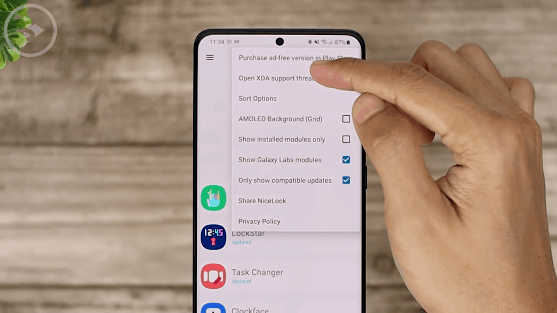 Open XDA support thread - Complete Tips on How to Install the Latest GoodLock in 2021
