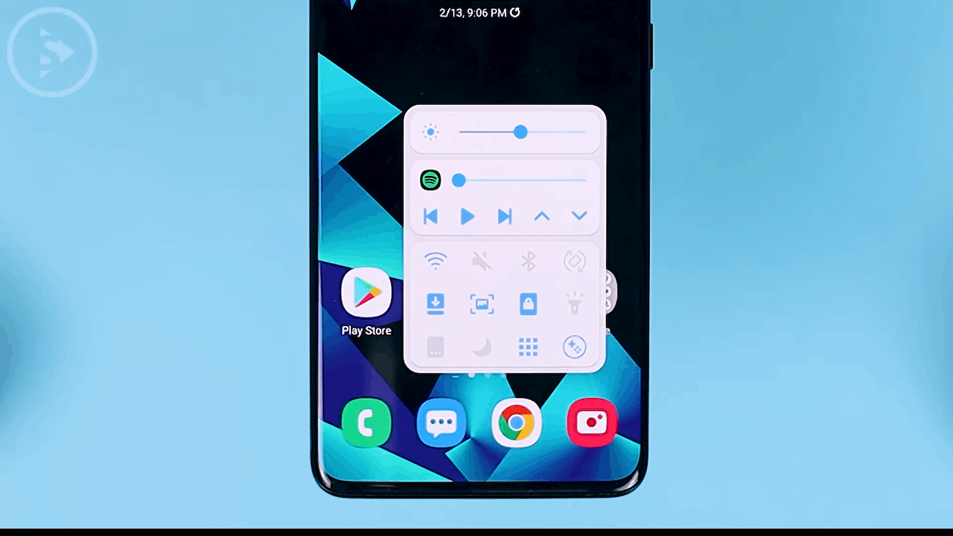 Straight Left - Quick Tools Long Swipe - The Latest One Hand Operation+ Feature in Update 2021 - A MANDATORY Application For Full Screen Gesture Users