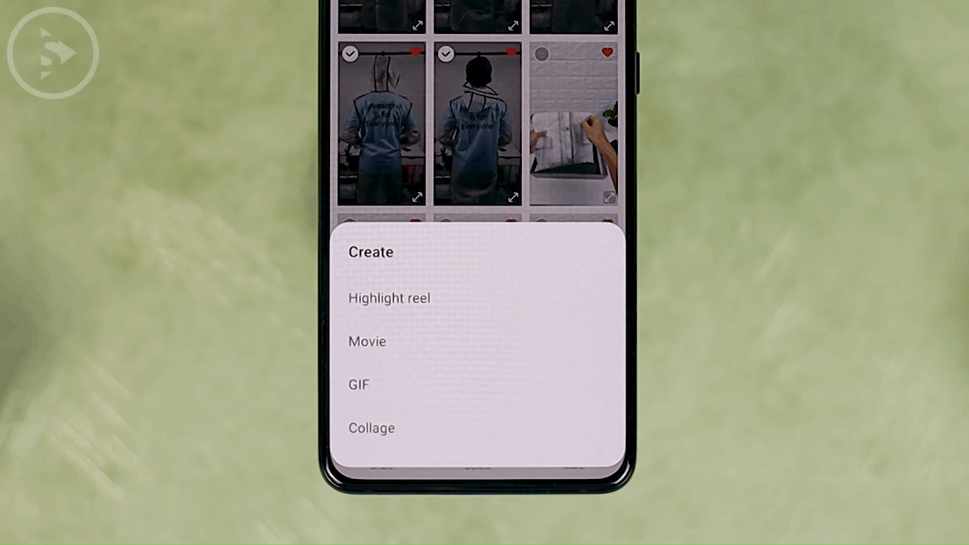Create Highlight Reel - 4 Latest Features To Edit Photos and Videos in Various Versions of One UI Without Third Party Apps