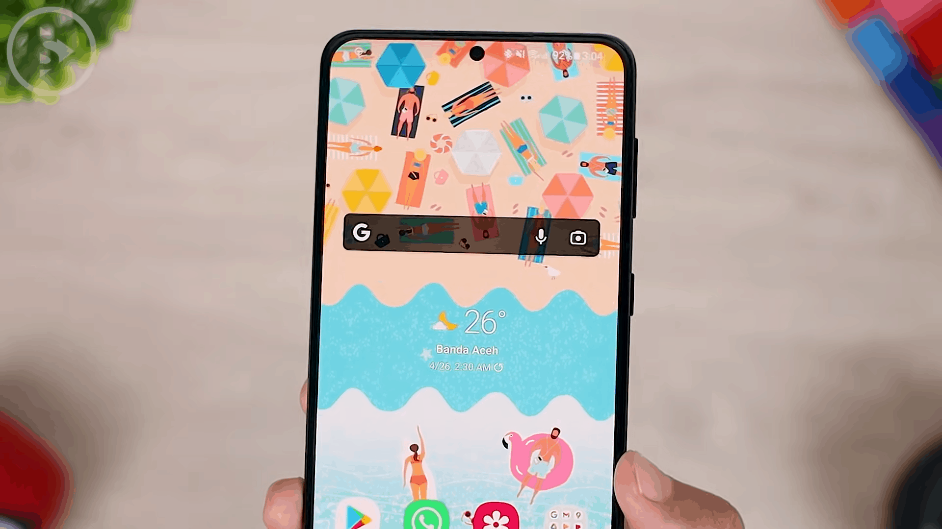 New Default Theme on Wonderland Application - 8 COOL Features in the LATEST Good Lock Update April 2021