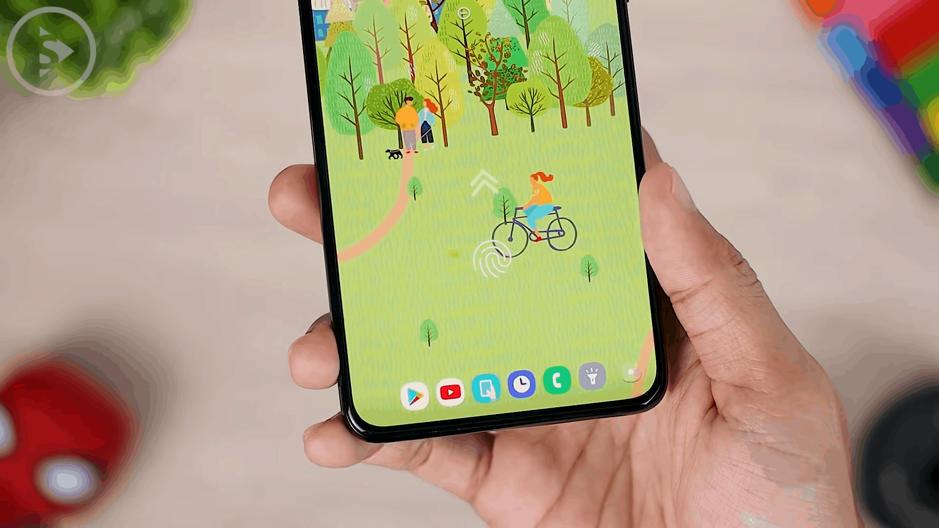 New Options for Multiple Shortcuts on Lockscreen - 8 COOL Features in the LATEST Good Lock Update April 2021