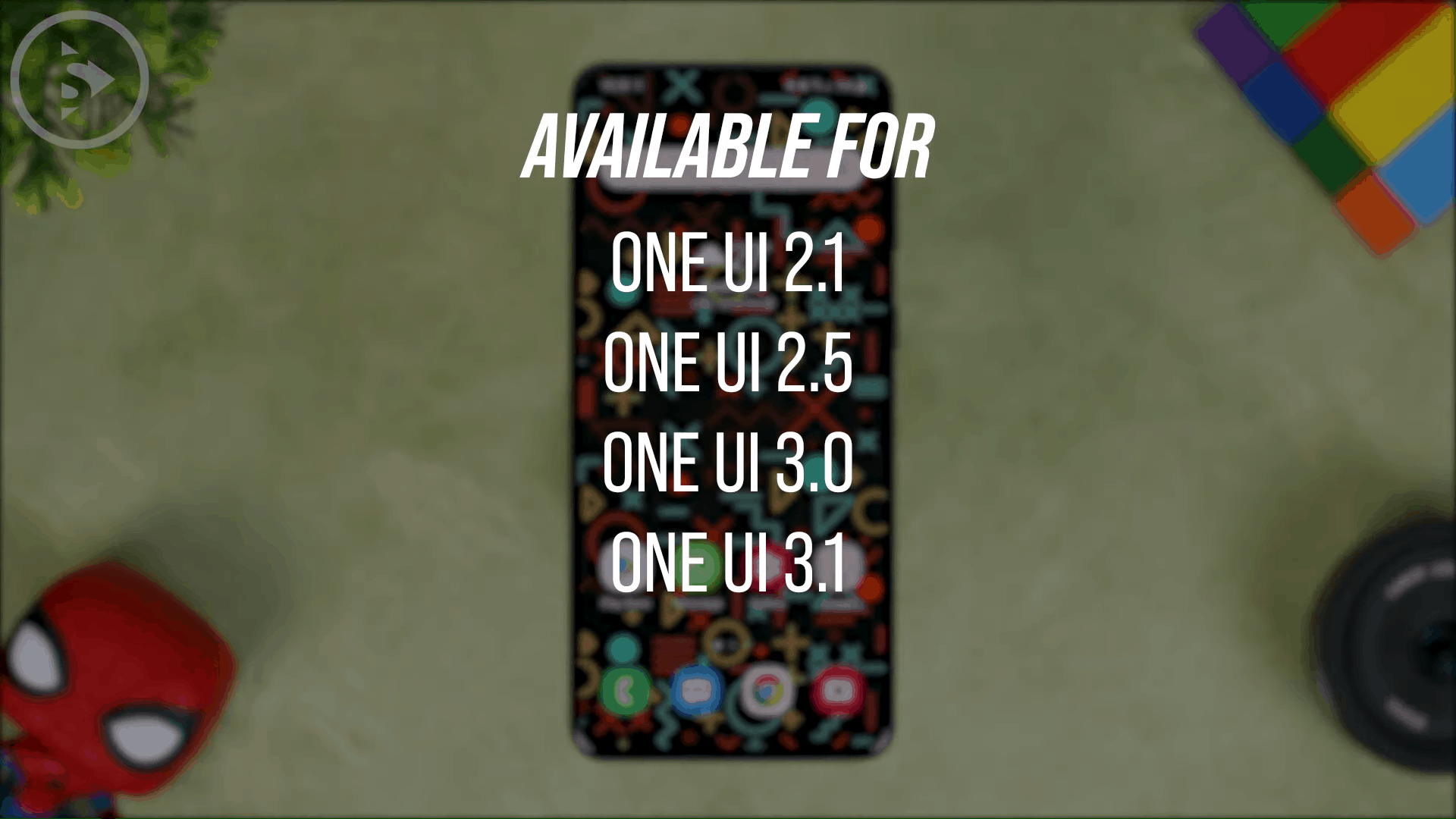 One UI 2.1, 2.5, 3.0 dan 3.1 - 4 Latest Features To Edit Photos and Videos in Various Versions of One UI Without Third Party Apps
