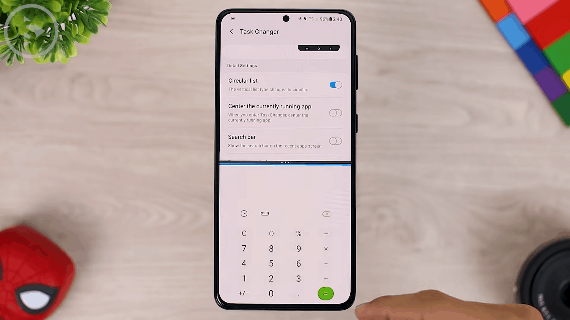 Shortcut to Open App on Split Screen View - 8 COOL Features in the LATEST Good Lock Update April 2021