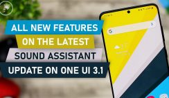 Check All New Features of Sound Assistant App For Samsung Smartphones with Android 11