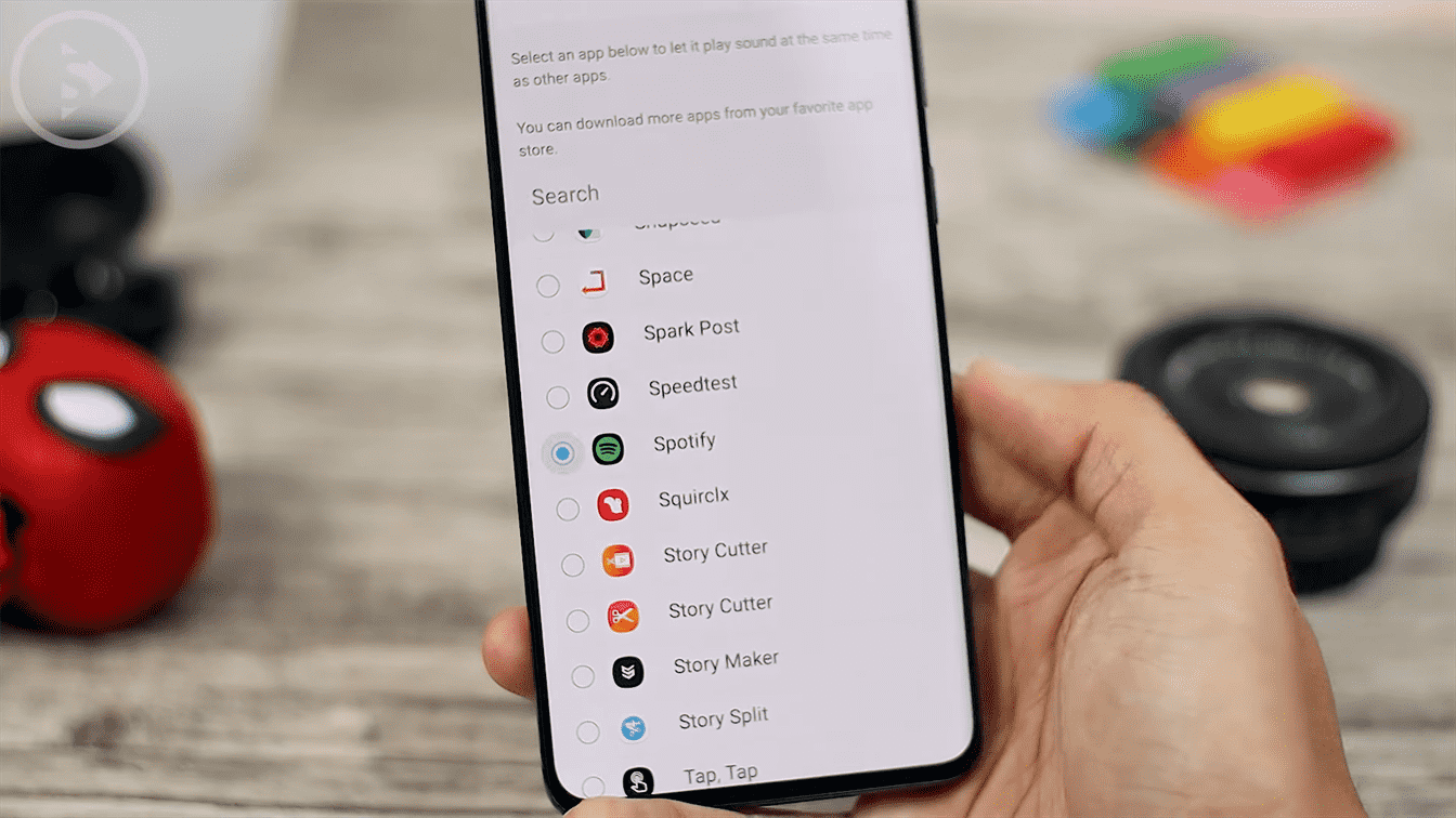 Multi sound - Check All New Features of Sound Assistant App For Samsung Smartphones with Android 11