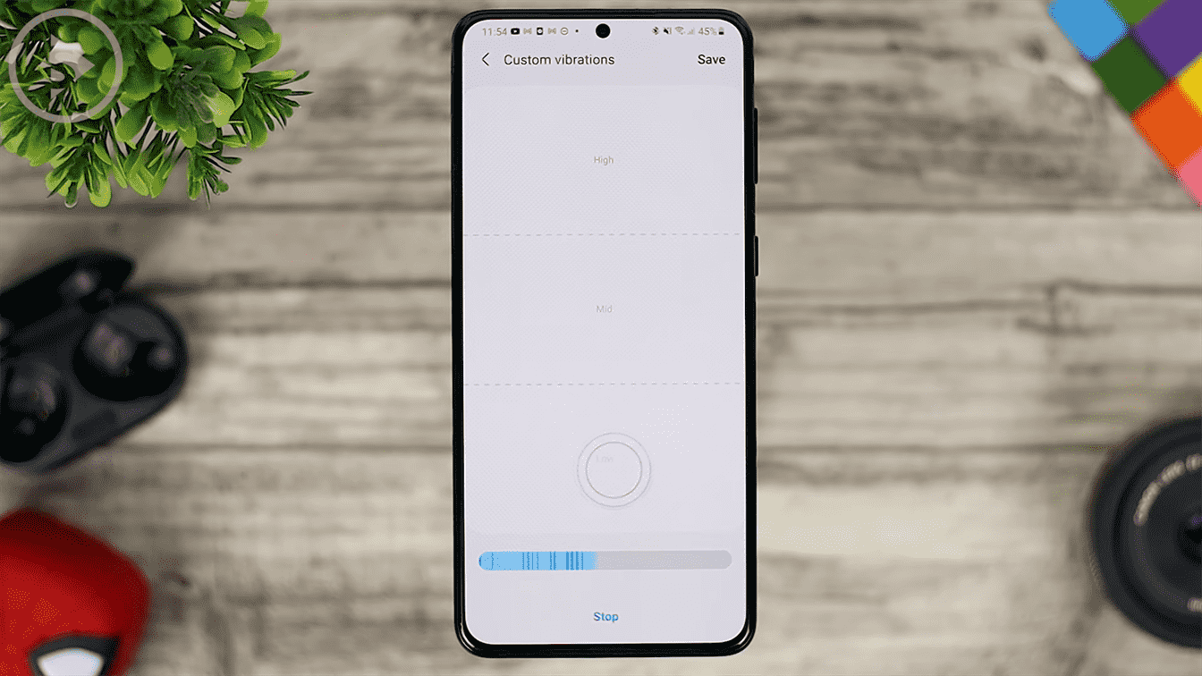 custom vibrations - Check All New Features of Sound Assistant App For Samsung Smartphones with Android 11
