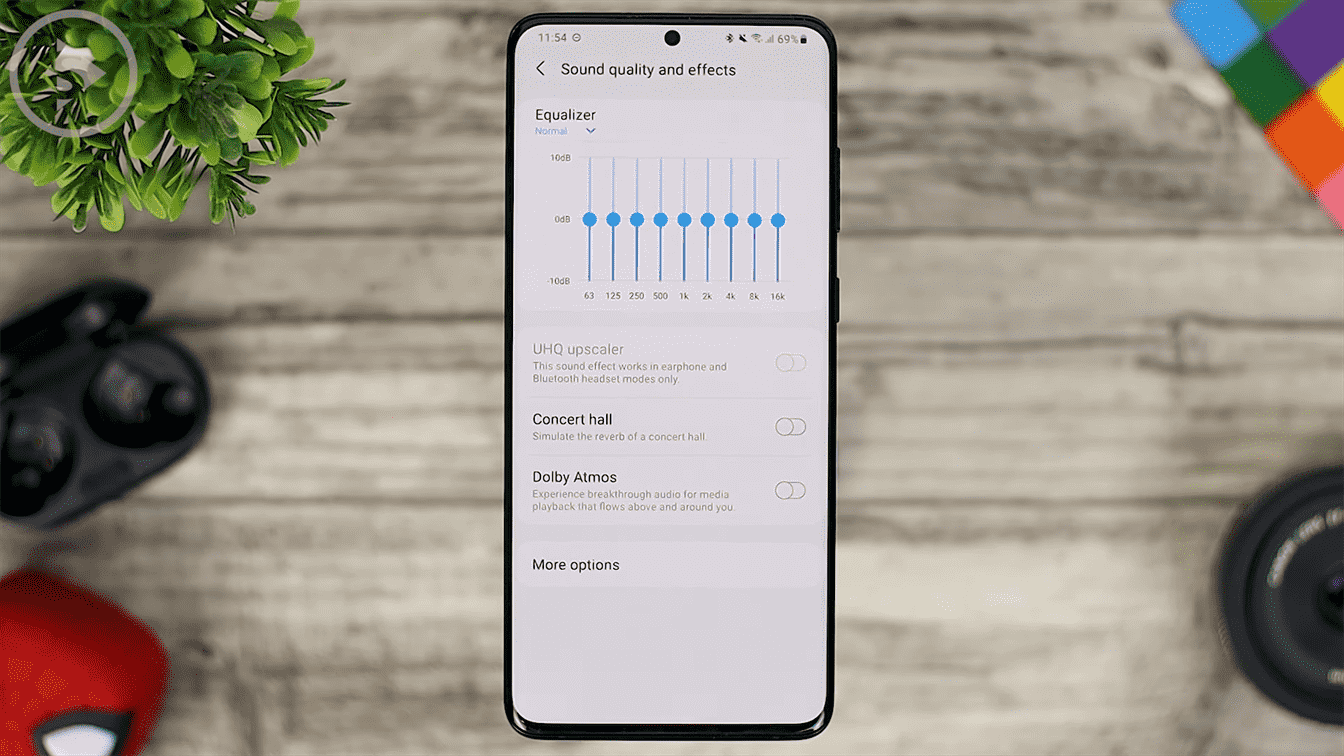 sound quality and effects - Check All New Features of Sound Assistant App For Samsung Smartphones with Android 11